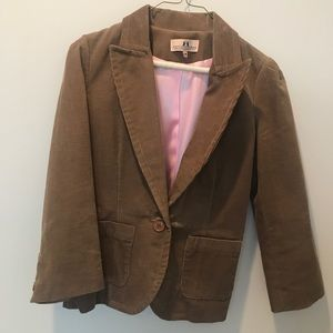 Juicy couture courderoy blazer